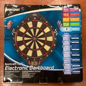 Electronic Dart Board!